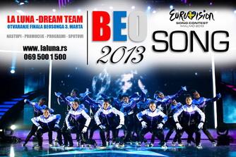 Dream Team – Otvaranje finala Beosonga 2013
