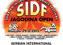Prijave za SIDF 2013 / Registration