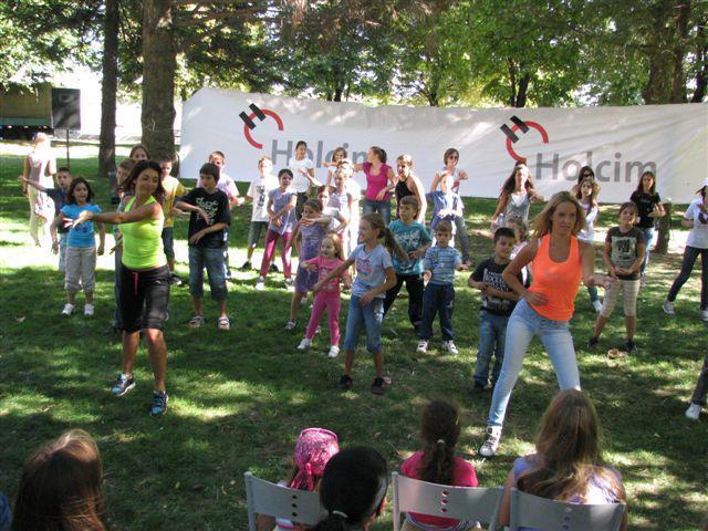 Family Day Holcima u Popovcu